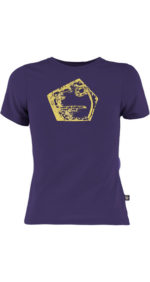 E9 Kids Henry Tee PURPLE